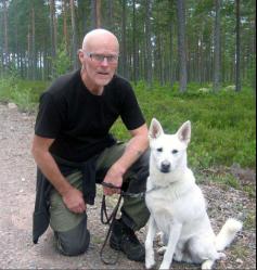Jonas i Sälen, hund, hundkurs, föring av hund, älghund, Sälen