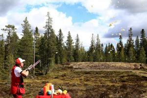 Jonas i Sälen Game Fair, Jocke Smålänning, Jaktmässa, Jakt