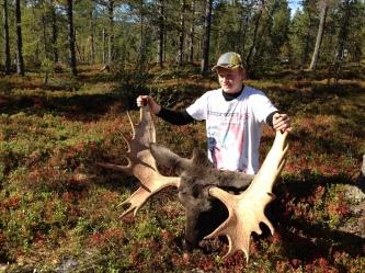 Jonas Hunting Experience, Jonas Fishing Experience, Jonas i Sälen, visit Sälen, stay in Sälen