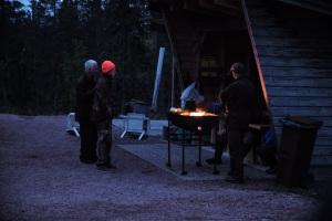 Jonas hunting, moose hunting, hunting in Sweden, hunting in Scandinavian Mountains