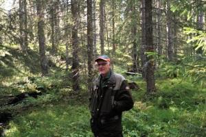 Jonas Hunting, Scandinavian Mountains, Sälenfjällen, Jonas i Sälen