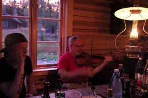 Östfjällets Fäbod, Jonas i Sälen, Jonas Hunting Experience