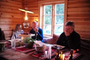 Östfjällets Fäbod, Jonas i Sälen, Jonas Hunting, Scandinavian Mountains, Sälen
