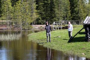 Game Fair, jaktmässa, fiskemässa, jakt och fiskemässa, Jonas i Sälen Game Fair, Lindvallens Fäbod, Jonas i Sälen